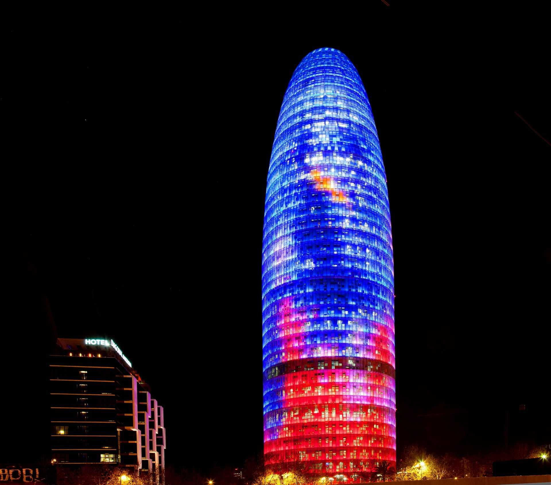 The Agbar Tower