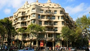 La Pedrera, Gaudí, Barcelona
