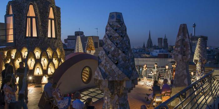 Noches en el Palau Güell -