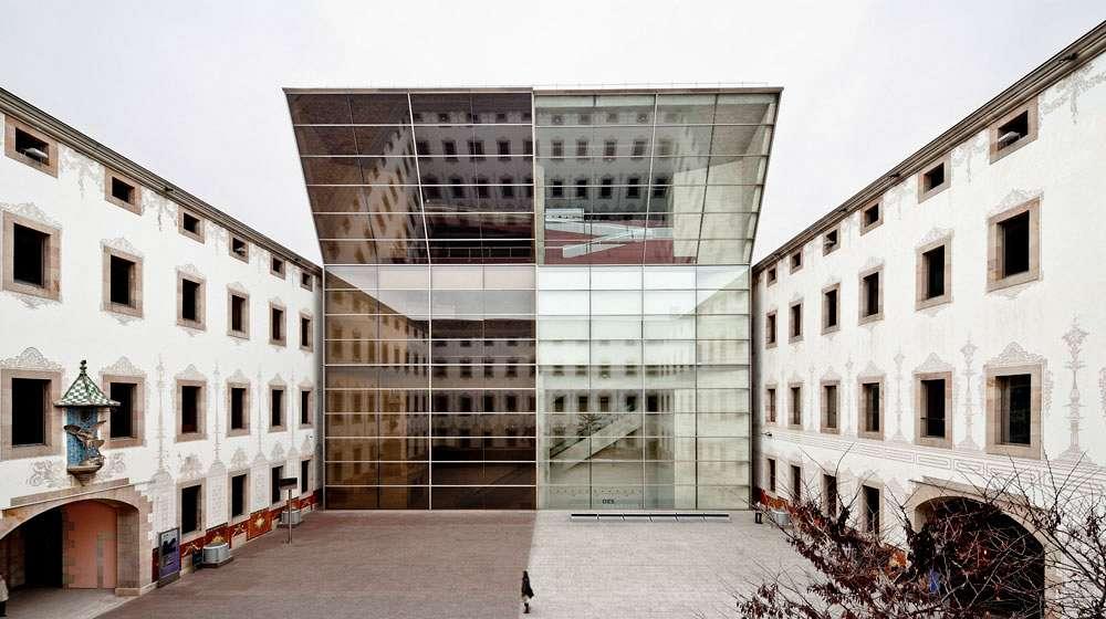 CCCB, Centre de Cultura Contemporània de Barcelona