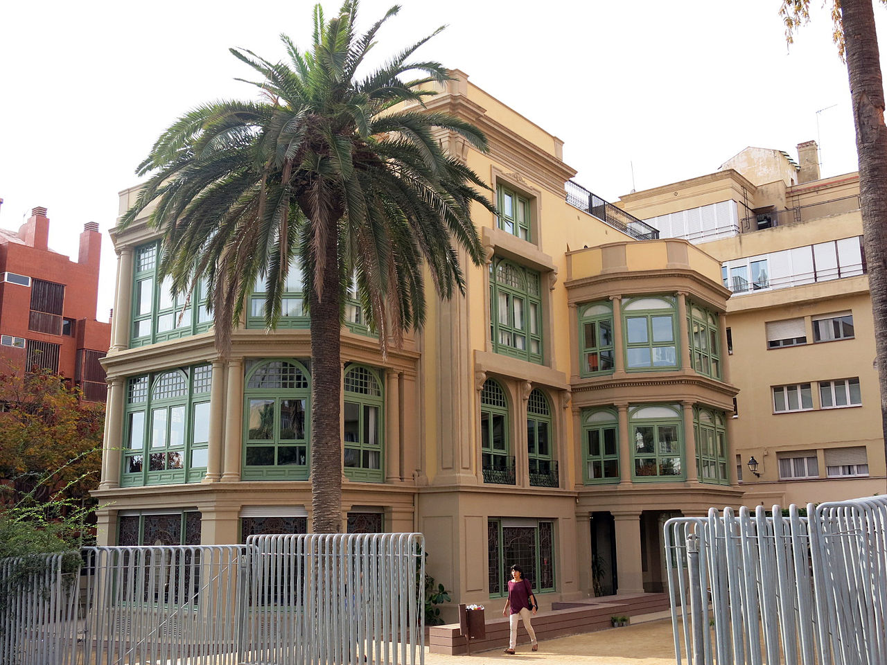 Casa Orlandai, Barcelona - Orlandai House, Barcelona