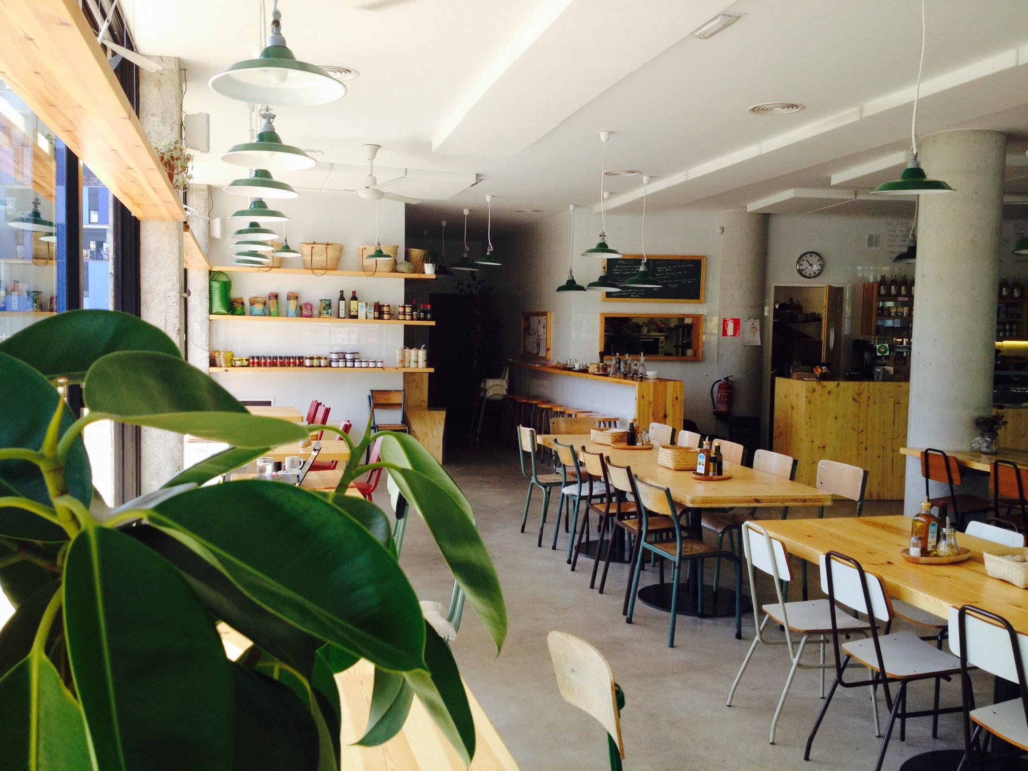 Sopa - Restaurantes sanos en Barcelona