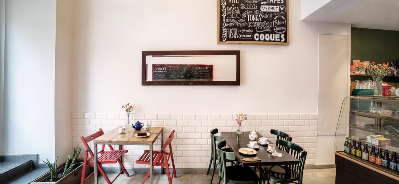 Tonka Bar - Restaurantes sanos en Barcelona