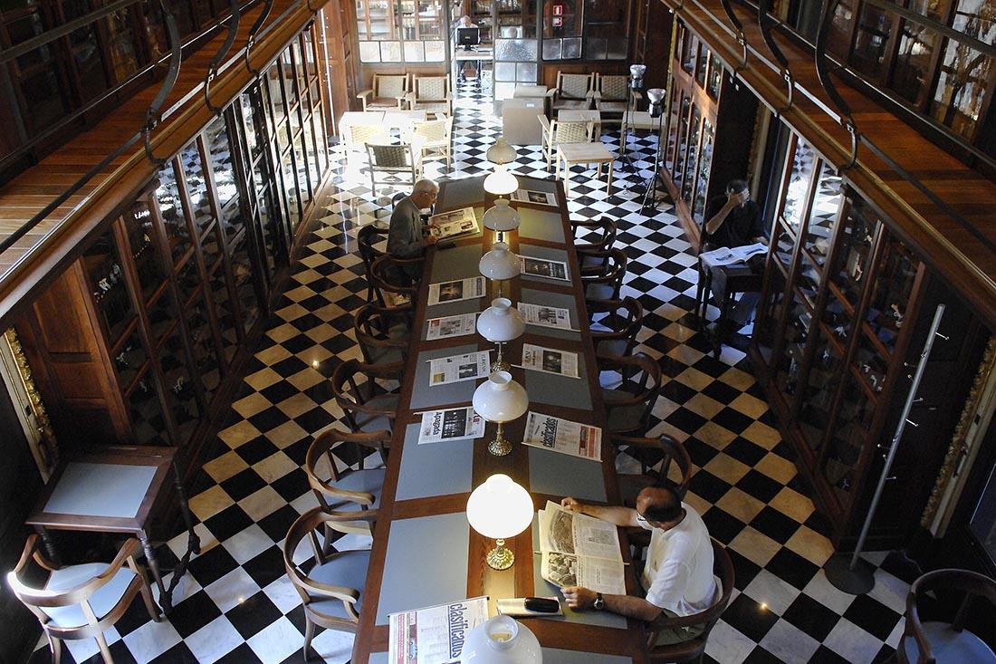Biblioteca Ataneu Barcelonés - Ateneo Barcelones, library