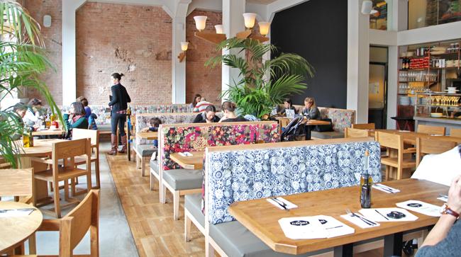 FLAX AND KALE - TERESA CARLES - Restaurantes sanos Barcelona