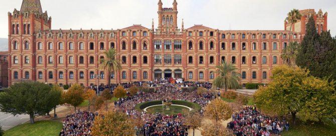 Colegio Sant Ignasi, Barcelona