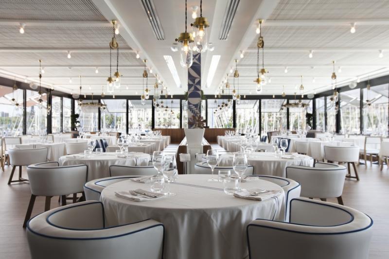 Restaurante Marítim - Maritim restaurant