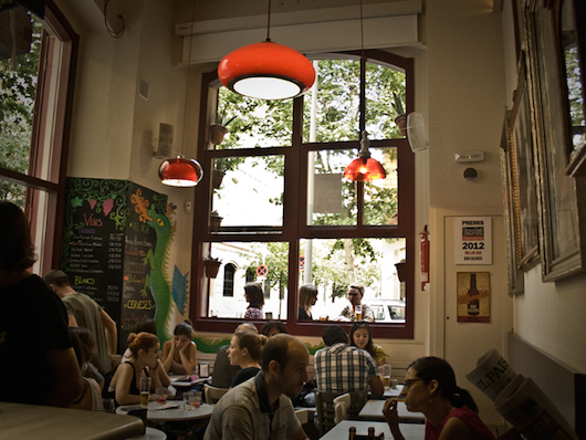 Bar Calders, Barcelona