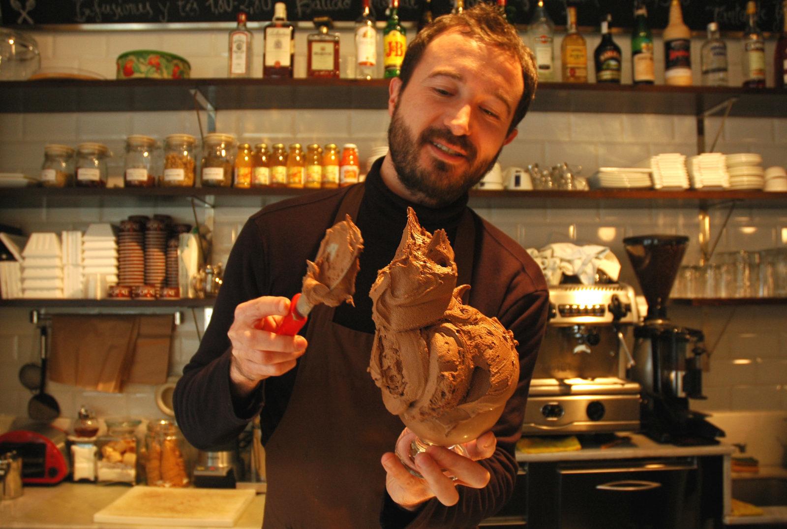 heladería Delacrem, Barcelona