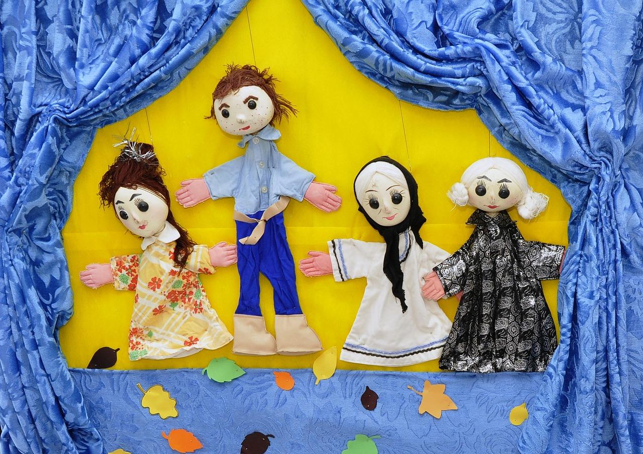 marionetas / puppets