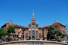 hospital de sant pau, Barcelona, modernismo