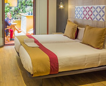 Hotel Boutique Hostemplo 3*