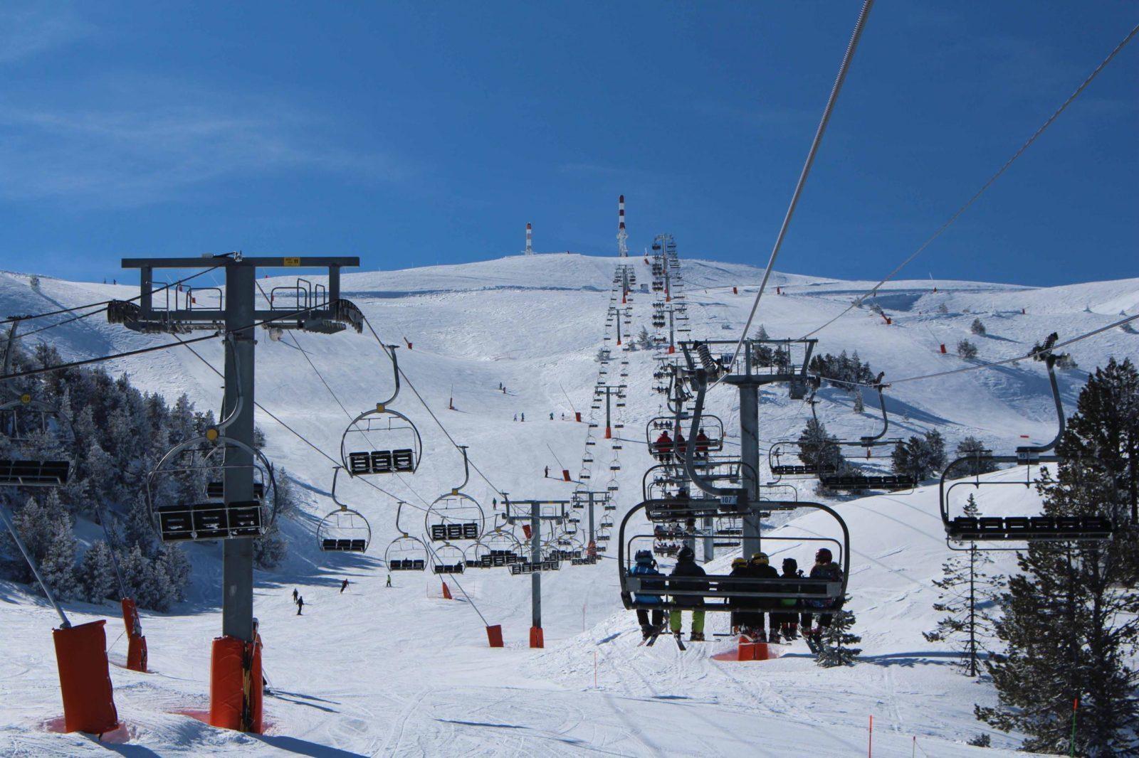 ski en barcelona, espot ski slopes. Ski near Barcelona