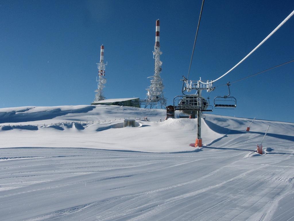 port ainé pistas de esquí, ski in barcelona port aine