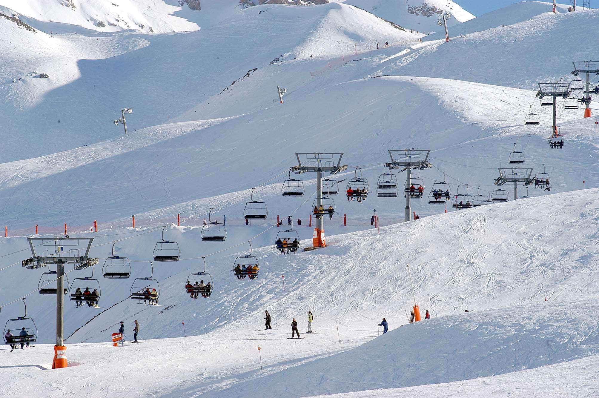 boí taüll pistas de esquí, Boí Taüll ski slopes