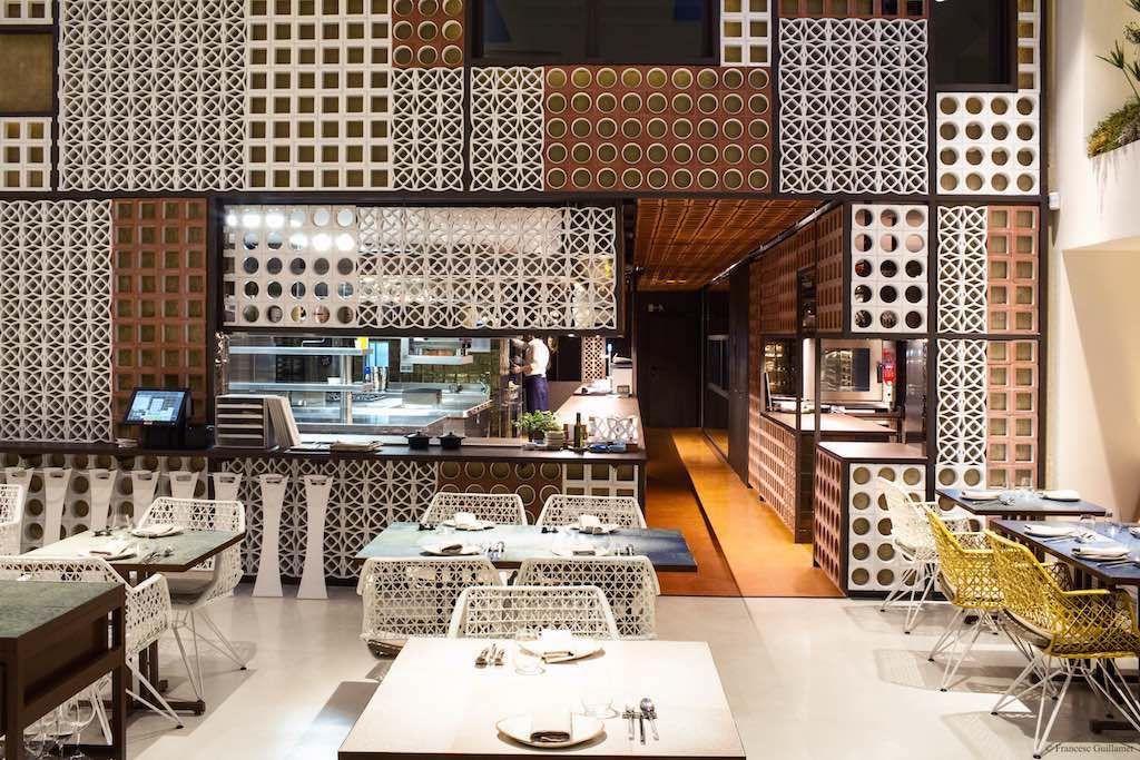 Restaurante Disfrutar Barcelona