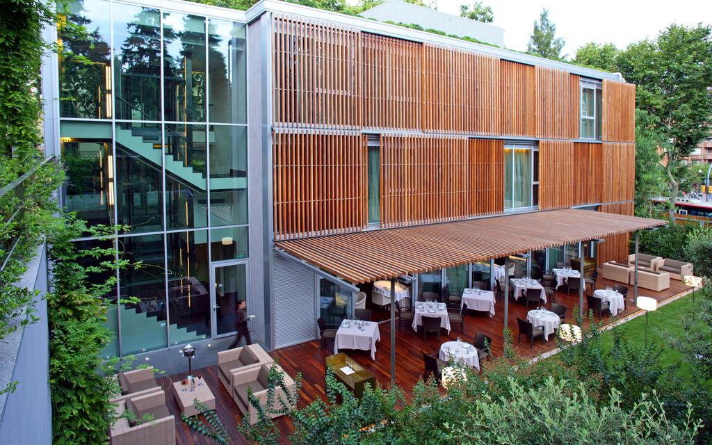 Abac Barcelona, restaurantes estrella michelin