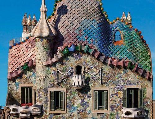 Rutas por la Barcelona Modernista