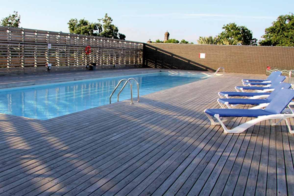 cem parc de la ciutadella, piscinas en barcelona. Swimming pool in Barcelona