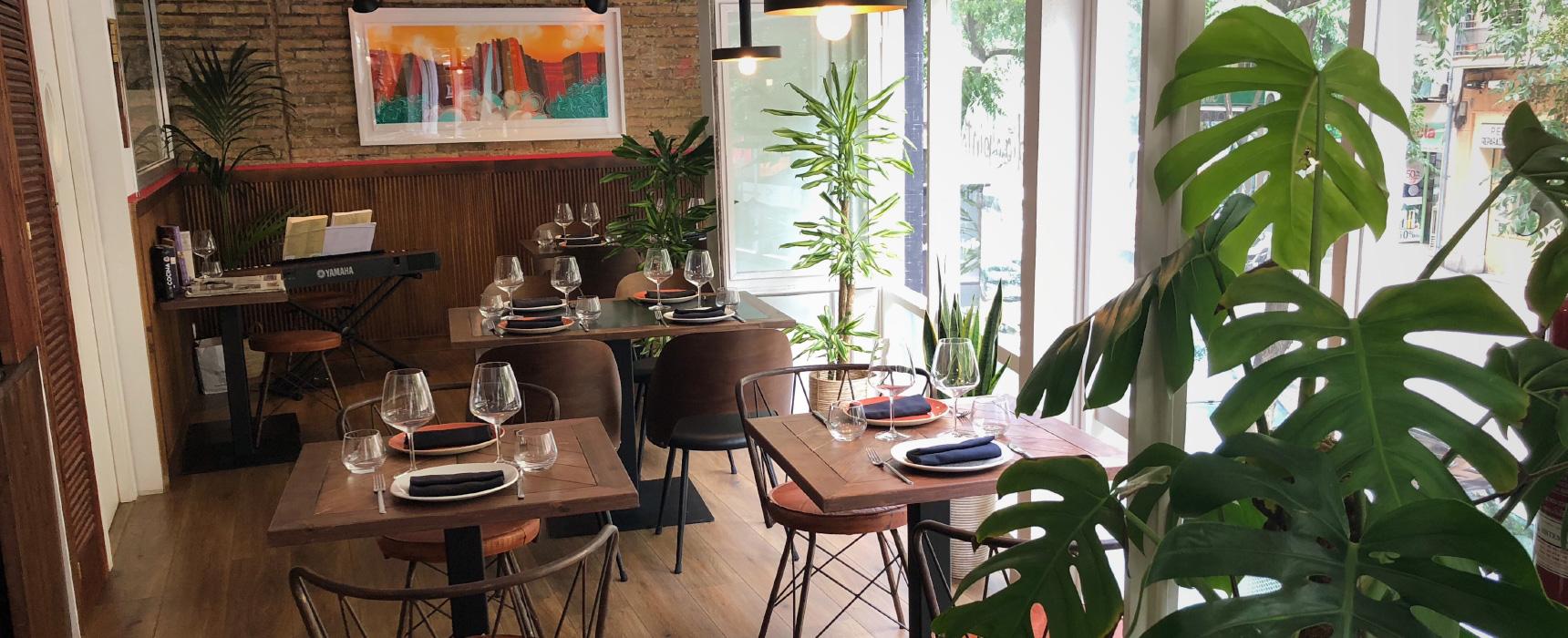 medio pinto restaurante barcelona, hotspot barcelona