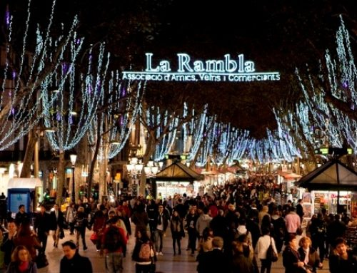 The best plan for New Year's Eve in Barcelona 2017