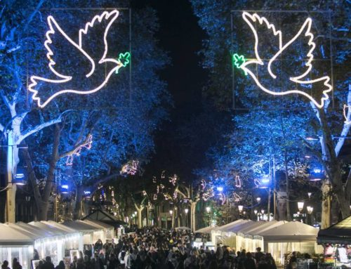 Christmas markets, shops with charm and fairs to celebrate Christmas in Barcelona
