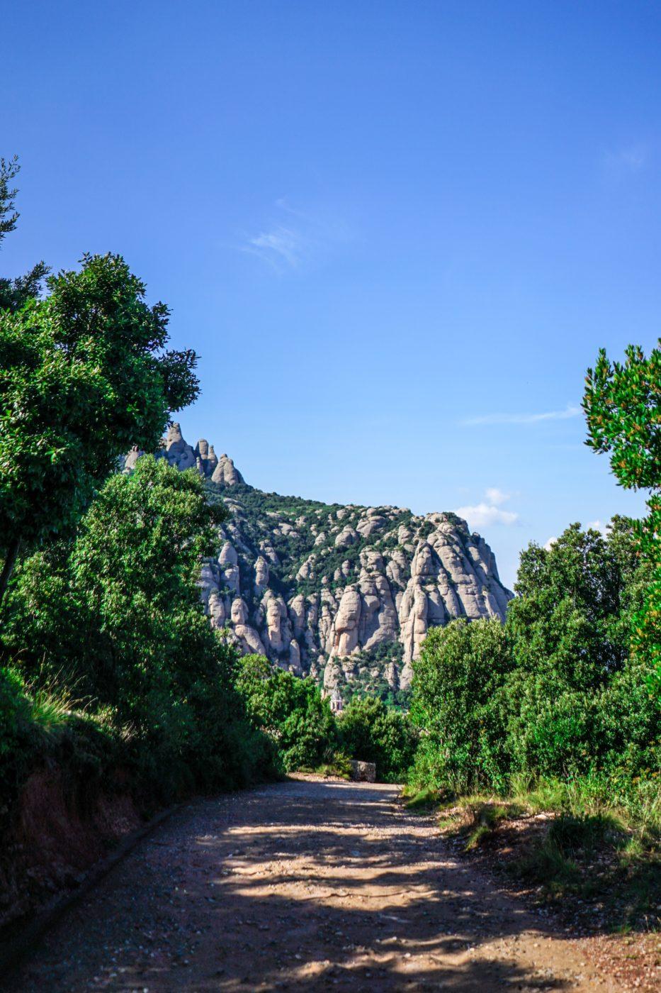 montaña de montserrat, montserrat mountain