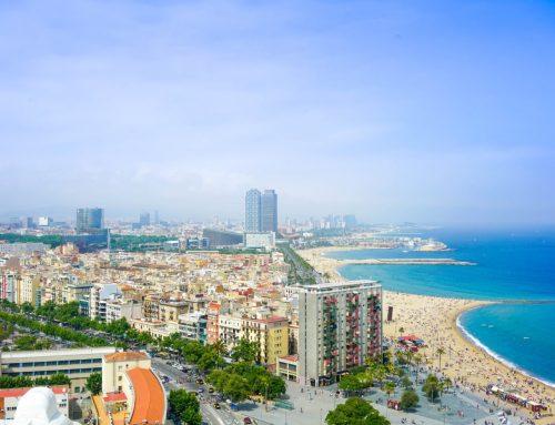 Pure culture: Civic centers in Barcelona!