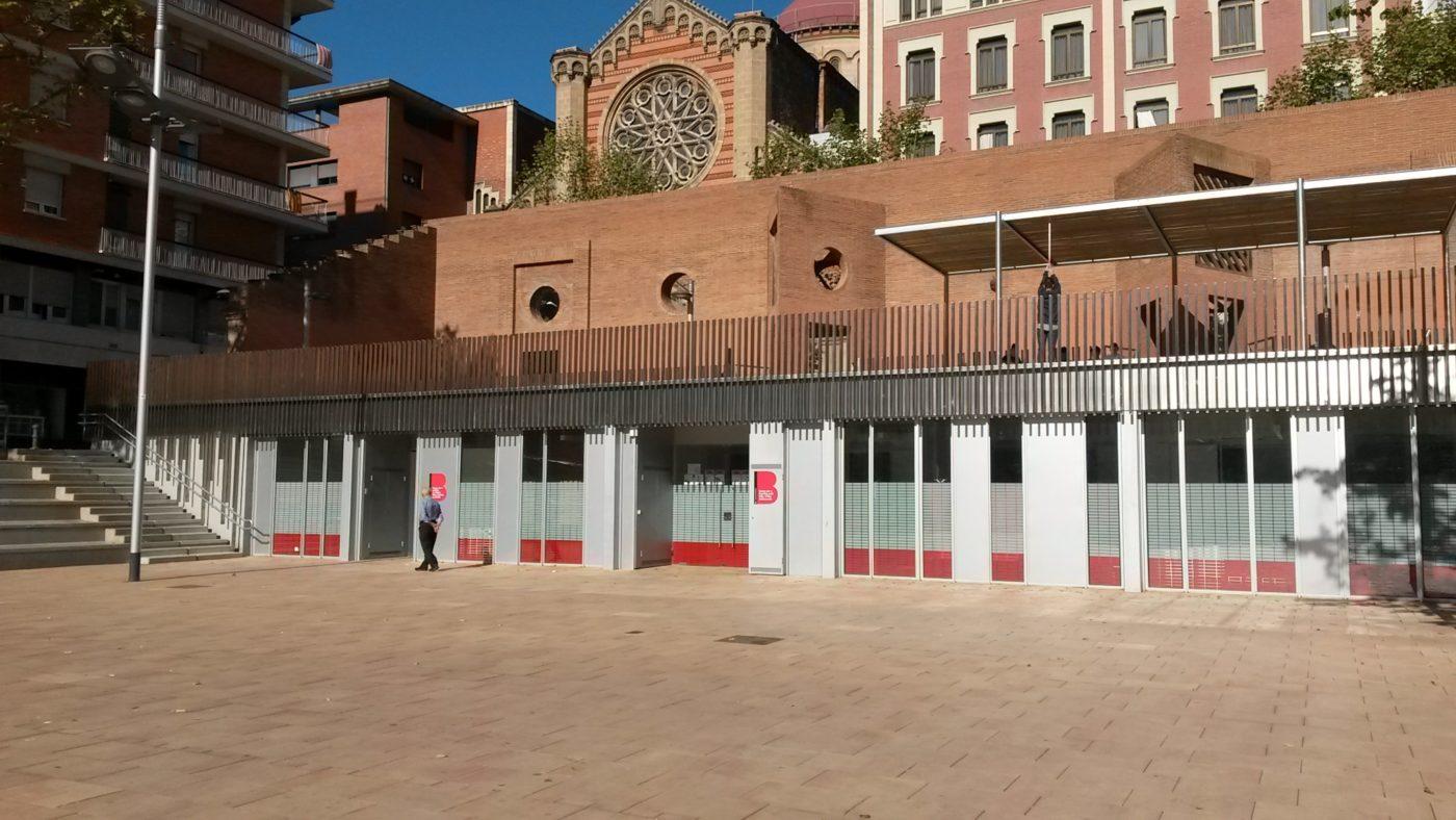 centre civic la Sedeta