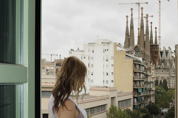 APART-SUITE HOSTEMPLO - Apartamento superior de 1 dormigtorio con balcón 1