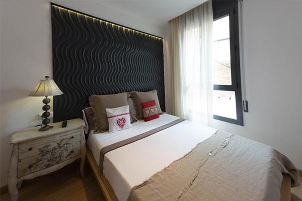 APART-SUITE HOSTEMPLO - Apartamento superior de 2 dormigtorio con balcón 1