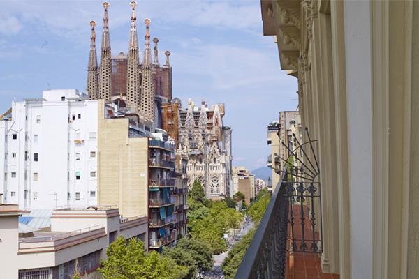 APART-SUITE HOSTEMPLO - Apartamento superior de 2 dormigtorio con balcón 6
