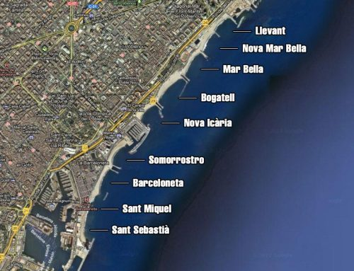 The best beaches of Barcelona and around enjoy the summer
