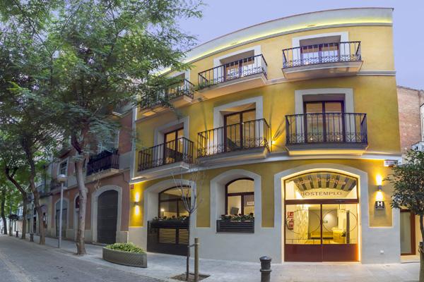 Hotel Boutique Hostemplo - Zonas comunes 0