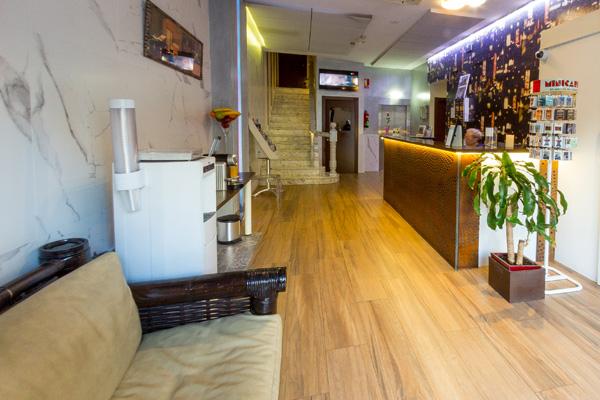 Hotel Boutique Hostemplo - Zonas comunes 1