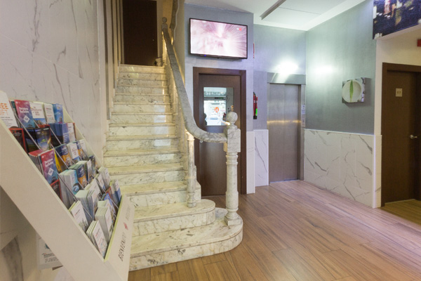 Hotel Boutique Hostemplo - Zonas comunes 3