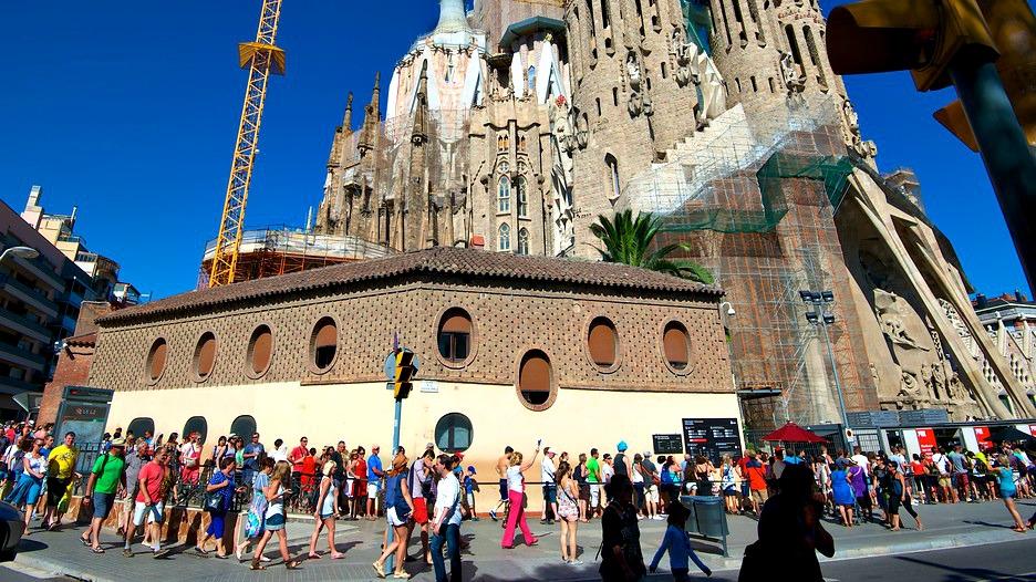 Sagrada Familia, Barcelona. Curiosidades de la Sagrada Familia. Sagrada Familia secrets