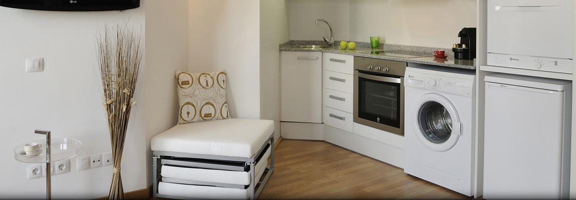 Apart-Suites Hostemplo - Apartamento Superior de 1 dormitorio con balcón 7