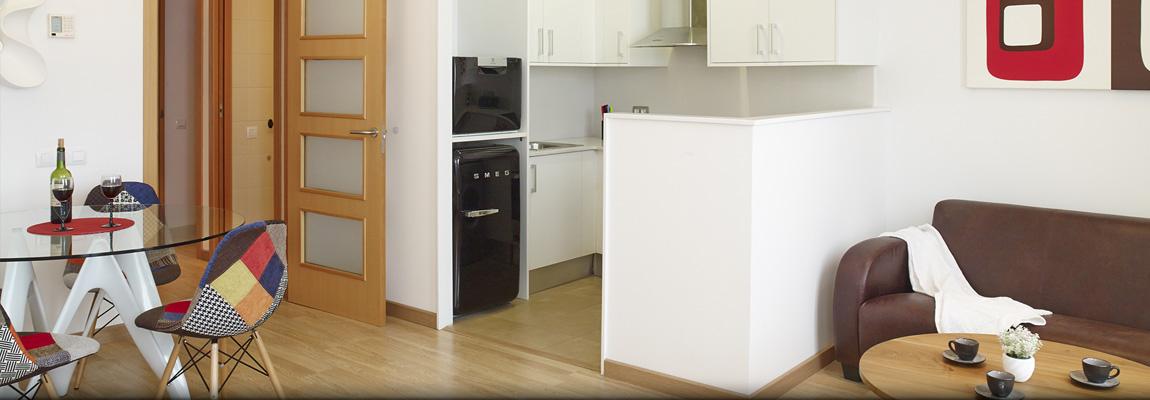 Apart-Suites Hostemplo - Apartamento Superior de 2 dormitorios con balcón 2