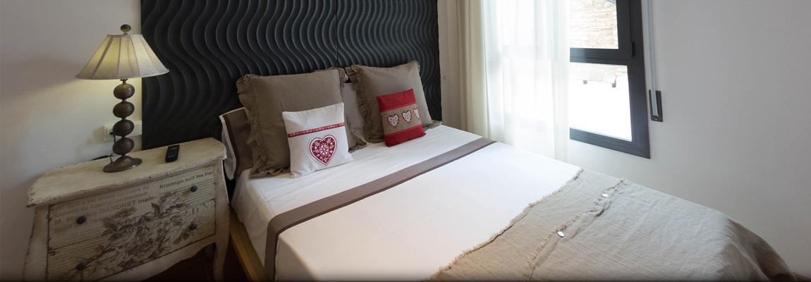 Apart-Suites Hostemplo - Apartamento Superior de 2 dormitorios con balcón 3