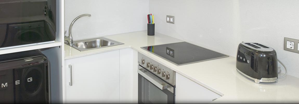 Apart-Suites Hostemplo - Apartamento Superior de 2 dormitorios con balcón 6