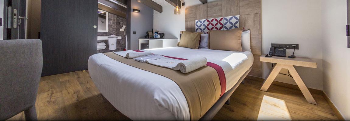 Hotel Boutique Hostemplo - Habitación Deluxe 1-2 adultos 3