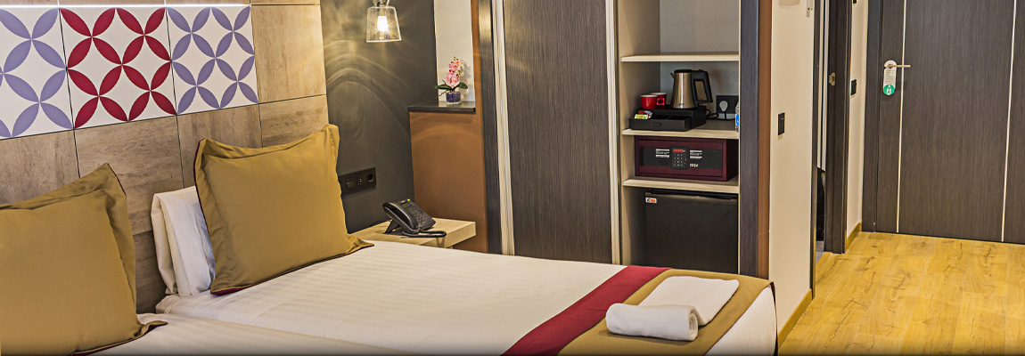 Hotel Boutique Hostemplo - Habitación doble estándar 3