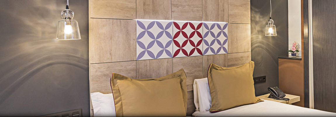 Hotel Boutique Hostemplo - Habitacion doble con terraza 3