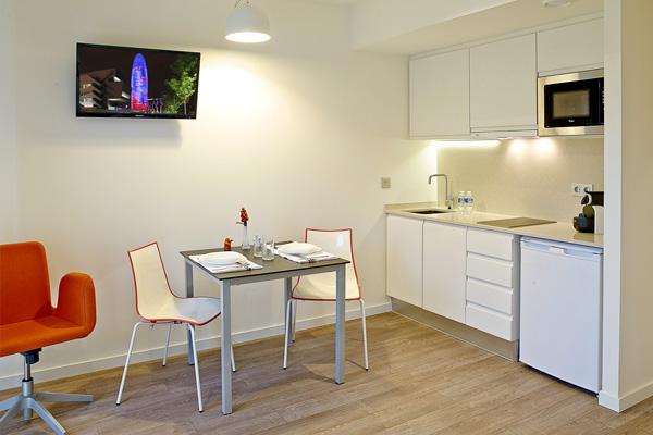 Apart-Suites Hostemplo - Zonas comunes 1