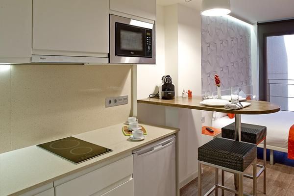 Apart-Suites Hostemplo - Zonas comunes 2