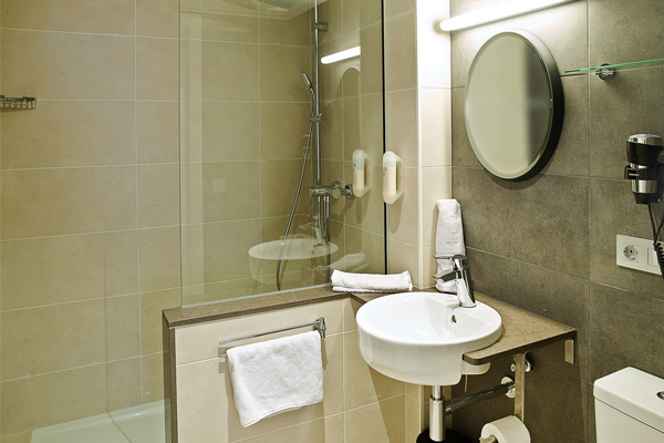 Apart-Suites Hostemplo - Zonas comunes 3