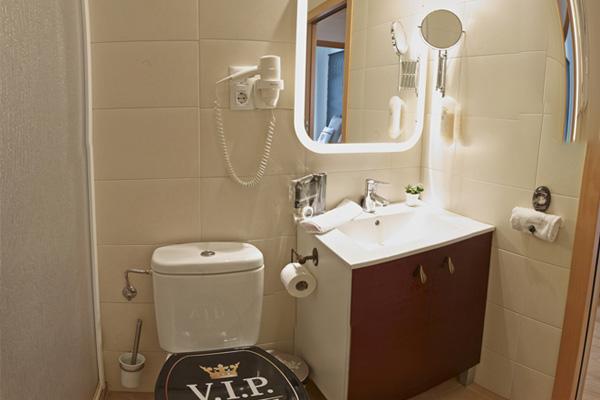Apart-Suites Hostemplo - Zonas comunes 8