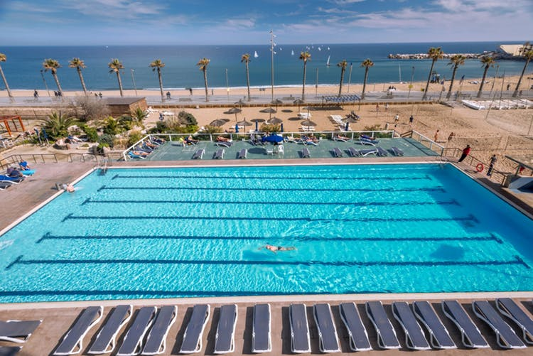 club athletic natacio