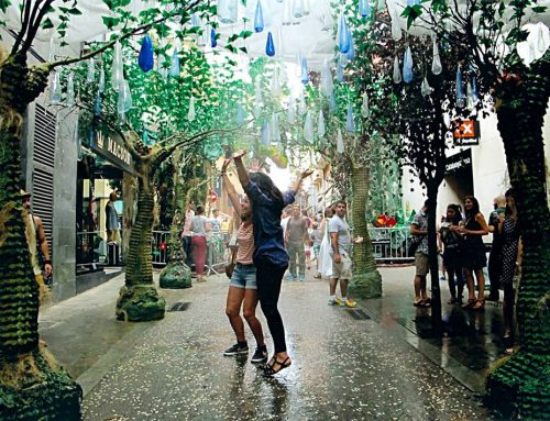 August means big celebrations ¡Discover the local festivities in Barcelona!